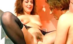 Two Gorgeous Mature Sluts Lick And